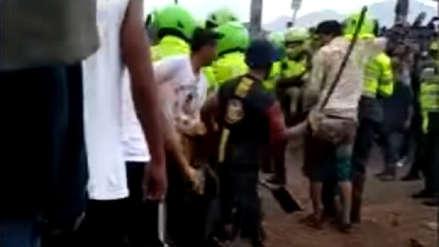 Un hombre muere linchado en Colombia por una noticia falsa en WhatsApp