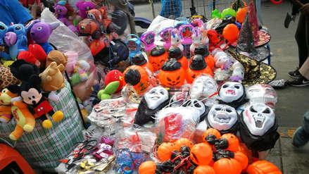 Halloween | Incautan más de 600 máscaras sin registro sanitario