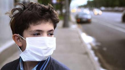 Más del 90% de niños menores de 15 años respiran aire contaminado en el mundo