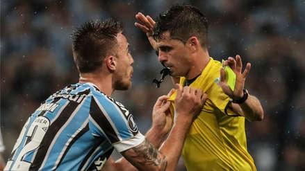 Gremio reclamará ante Conmebol los puntos del partido ante River Plate