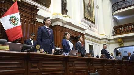 Leyla Chihuán, Yeni Vilcatoma y Segundo Tapia pidieron licencia temporal como miembros de Fuerza Popular