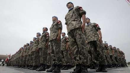 Gobierno cambia a generales de la Marina, Fuerza Aérea y Fuerzas Armadas