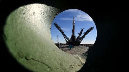 La próxima misión tripulada en una nave Soyuz será el 3 de diciembre