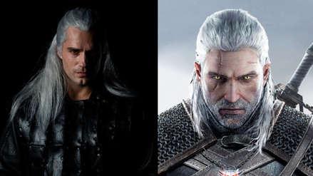 Netflix | The Witcher presenta la primera imagen de Henry Cavill como Geralt de Rivia