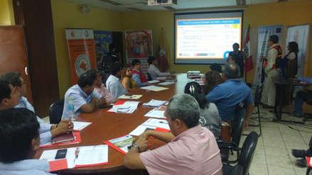 Alcaldes del valle La Leche se reúnen por planes de contingencia por lluvias