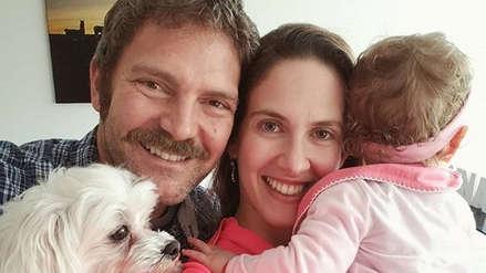 Emilia Drago celebra con su familia el Día de la Canción Criolla [VIDEO]