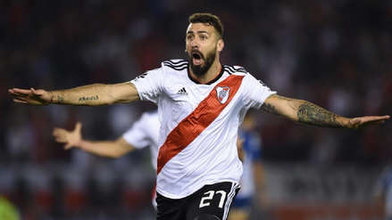 Lucas Pratto y su polémica frase tras el triunfo de River Plate ante Gremio