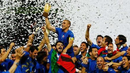Campeón del mundo con Italia en 2006 fue condenando a dos años de prisión