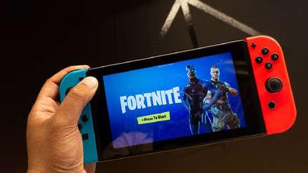 Fortnite ha sido descargado en la mitad de unidades de Nintendo Switch en el mundo