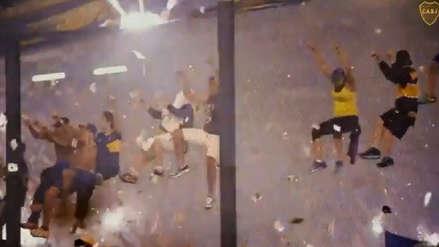 Boca Juniors: con este video los xeneizes se motivan para llegar a la final de la Libertadores