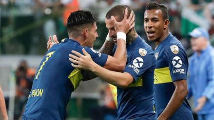 Boca Juniors clasificó a la final de la Copa Libertadores 2018