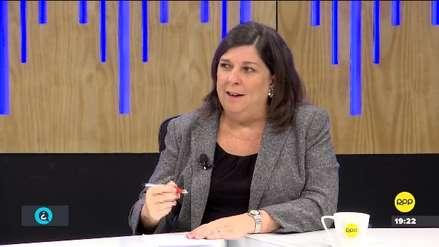 Rosa María Palacios: Hay mayor argumentación en la prisión preventiva contra Keiko que en la de Ollanta y Nadine