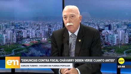 """Tubino en contra de moción para remover a José Chlimper del BCR: """"Tiene mucho que aportar al Perú"""""""