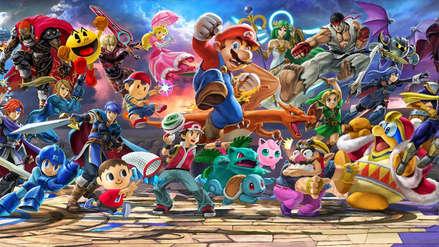 Estos son todos los personajes jugables de Smash Bros. Ultimate