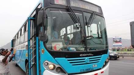 Municipalidad de Lima suspende a empresa de transporte tras agresión a pasajera