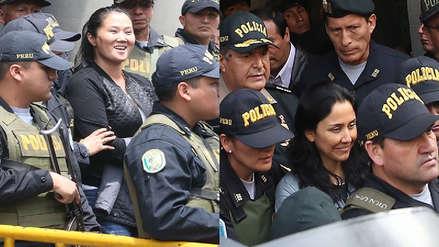 Keiko Fujimori y Nadine Heredia: de rivales políticas a compartir dramas similares