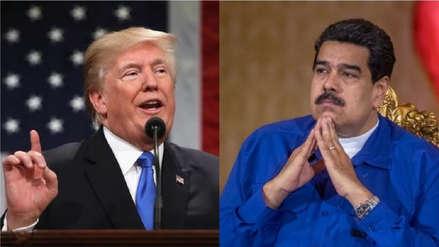 Donald Trump: Venezuela, Cuba y Nicaragua forman una