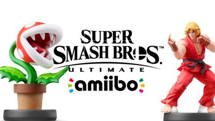 Super Smash Bros. Ultimate | Estos son todos los nuevos Amiibos que serán lanzados con el juego