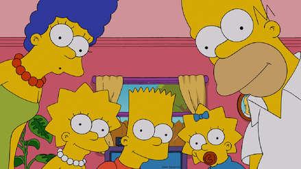 """""""Los Simpson"""": Disney renovará la serie por dos temporadas más"""