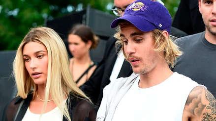 Justin Bieber publicó romántica foto con su esposa tras el escándalo de sus infidelidades a Selena Gomez