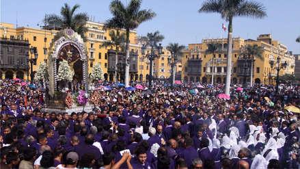 """Verdadero o Falso   Fernando Lino: """"[La procesión del Señor de los Milagros] es la procesión más importante y más grande del mundo"""""""