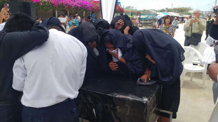 Tradición de llorar en voz alta llamó la atención de turistas en Mórrope