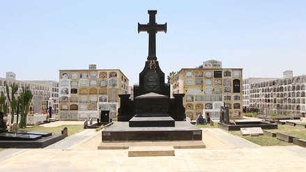 Personajes e historias que reposan en el cementerio Miraflores de Trujillo
