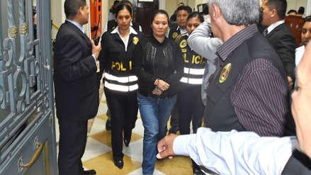 Keiko Fujimori será trasladada al penal Anexo Mujeres de Chorrillos