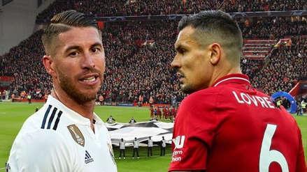 Sergio Ramos: Lovren lo critica y dice que Varane es mejor que el español