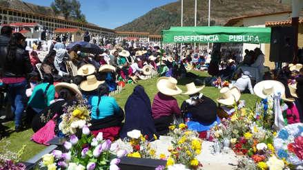 Fiesta y tradición en Huamachuco por el Día de los Difuntos