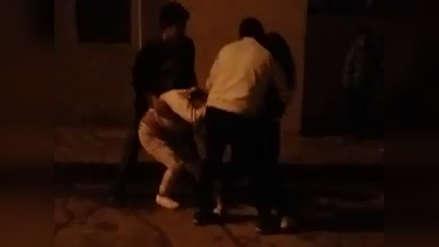 Violencia entre adolescentes durante fiesta de Halloween en Huamachuco