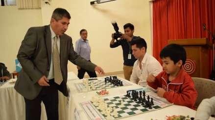 """Video   Julio Ernesto Granda: """"El ajedrez lo aprendí antes de saber leer y escribir"""""""
