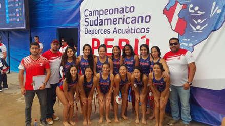 Sudamericano | Perú derrota a Paraguay en waterpolo en Trujillo