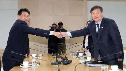 Las dos Coreas presentarán una candidatura conjunta para las Olimpiadas de 2032