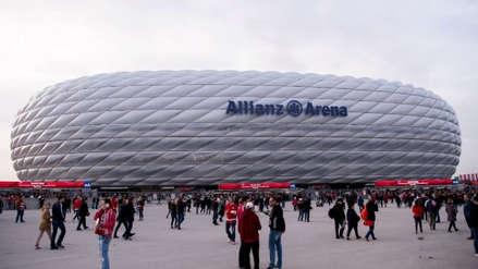 Múnich presentó su candidatura a la final de la Champions League 2021