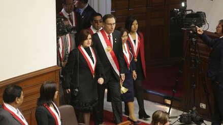 Las reacciones en el Ejecutivo y en el Congreso a versiones sobre golpe de Estado