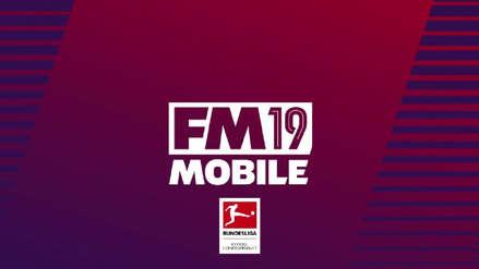 Football Manager 2019 ya está disponible para teléfonos celulares