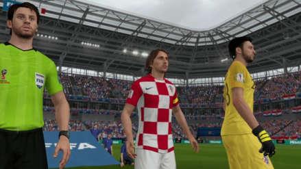 ¿Por qué la Selección de Croacia no está en FIFA 19? Esto dice la Federación croata