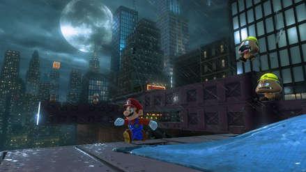 Logran ejecutar completamente Super Mario Odyssey en PC