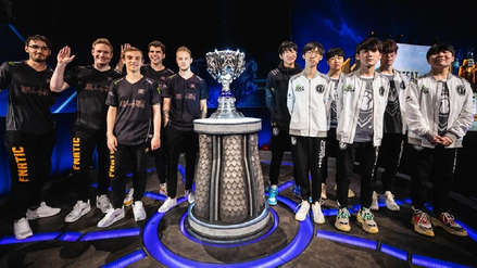 Worlds 2018 | Estos son los horarios para ver la final del Campeonato Mundial de League of Legends