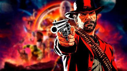 Videojuego Red Dead Redemption 2 generó más ingresos en tres días que Avengers: Infinity War