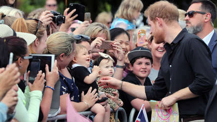 Meghan Markle: La foto más entrañable de su embarazo la tomó el príncipe Harry