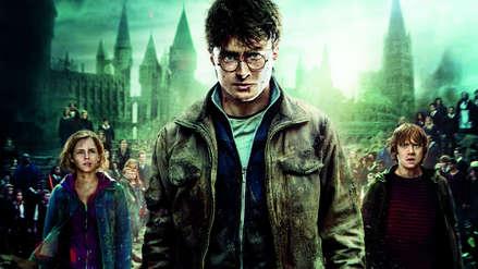 Harry Potter\