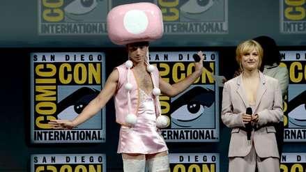¿De qué se disfrazó Ezra Miller? El actor sorprendió a sus fans con peculiar traje [FOTOS]