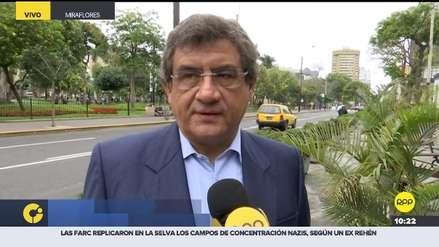 Sheput rechaza versiones sobre golpe de Estado: