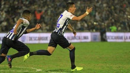 Gonzalo Godoy anotó el 1-1 entre Alianza Lima vs. Universitario con esta definición de zurda