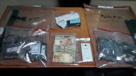 Chiclayo: Detienen en aeropuerto a ciudadano de Malasia con 3 kilos de droga