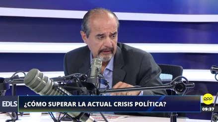 """Mauricio Mulder: """"El Gobierno quiere capturar el Ministerio Público"""""""