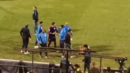 Alianza Lima: Así fue la celebración de Leao Butrón tras derrotar a Universitario