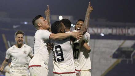 Alianza Lima vs. Universitario: así fue la celebración de Alberto Quintero tras su rápido gol